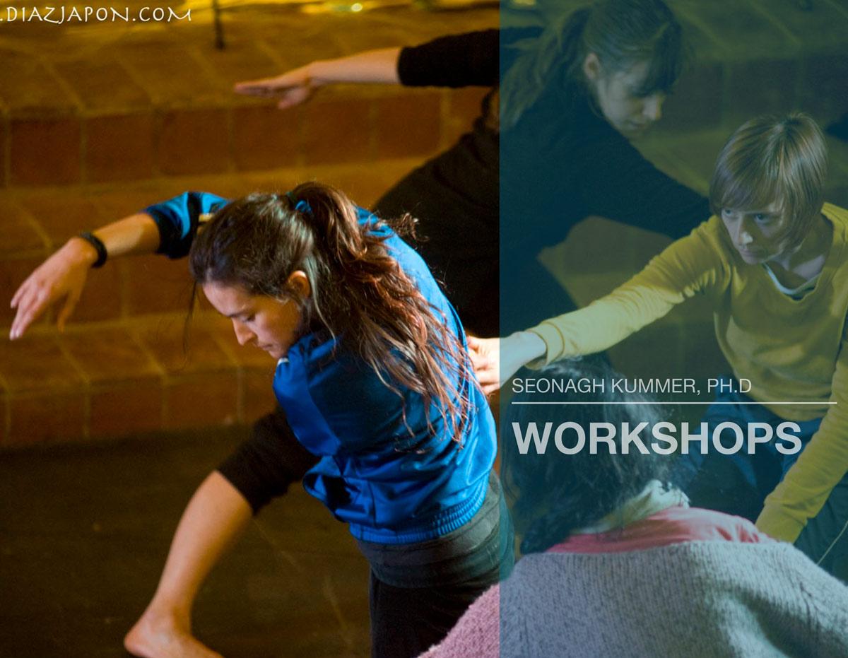 Workshops With Seonagh Kummer